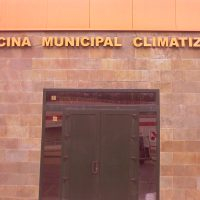 Empresa fabricaci n e instalaci n de r tulos luminosos for Piscina municipal mostoles