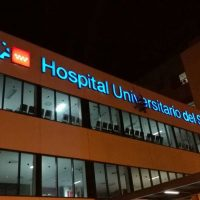 Proyecto de Rótulos para el Hospital Universitario del Sureste