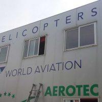 World Aviation Helicopter Academy Cuatro vientos